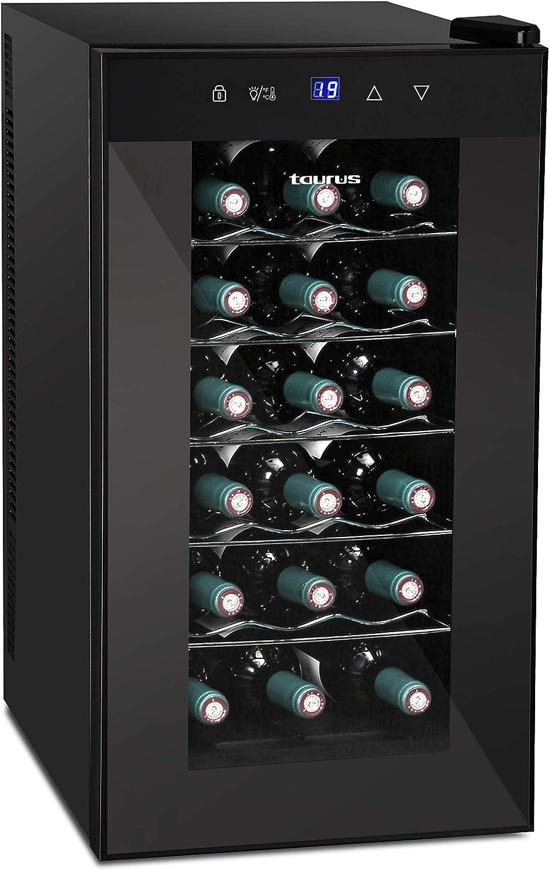 Vinoteca Taurus PTWC-18 botellas