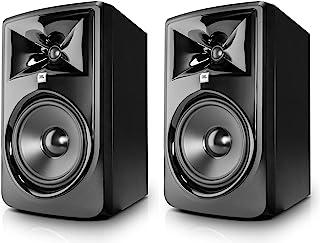 "JBL Professional 308P MkII Next-Generation 8"" 2-Way Powered Studio Monitor (308PMKII) (Pair) (2 Items)"