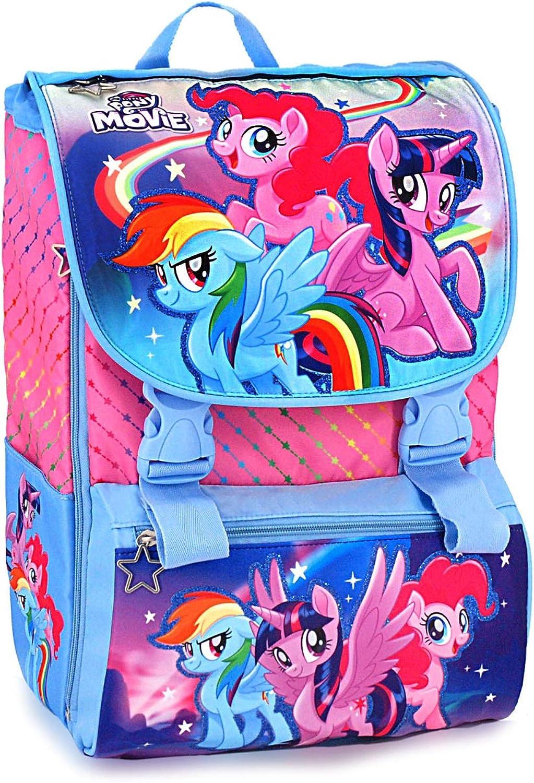 My Little Pony - Zaino Scuola Estensibile