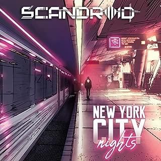 city new york night
