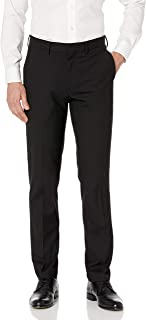 J.M. Haggar Men's PLN SLD STRETCH PANT Casual Pants