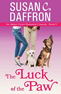 The Luck of the Paw (An Alpine Grove Romantic Comedy Book 9)
