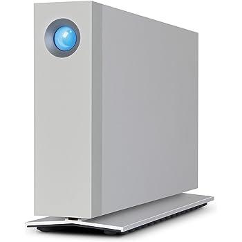 LaCie HDD 外付けハードディスク 8TB d2 Thunderbolt3 5年間保証 2GGAP2