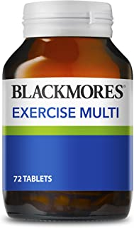Blackmores Exercise Multi (72 Tablets)