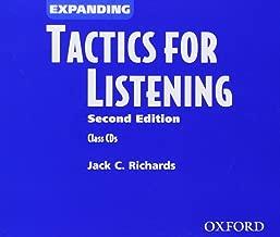 Expanding Tactics for Listening: Class Audio CDs (3)