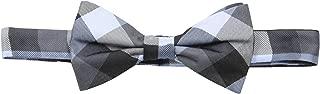 Men's Buffalo Tartan Pre-Tied Bow Tie