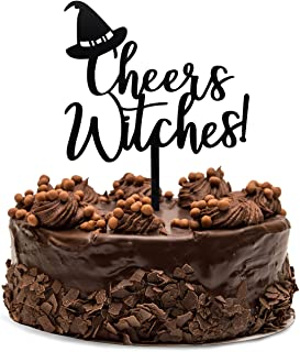 Best happy halloween cake topper Reviews