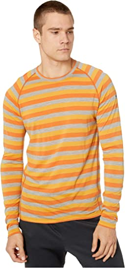 Atomic Orange Stripe