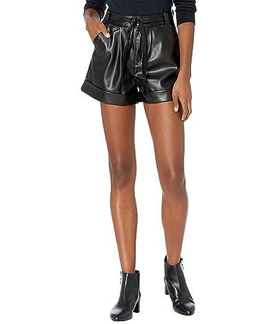 Blank NYC High-Rise Cuffed Shorts w/ Self Tie (Lonestar) Women