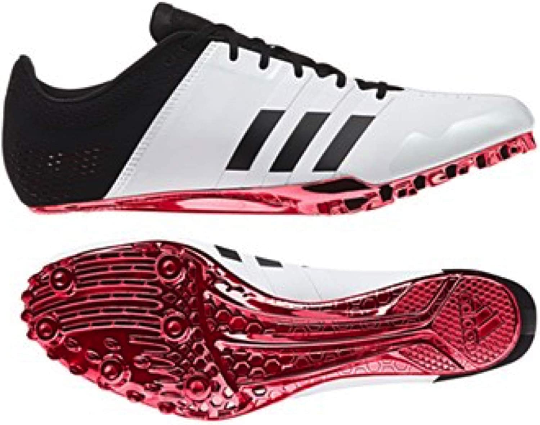 Sports Sports Sports Innovation Ltd AdiZero Finesse springaning Spikes - vit svart röd  billig försäljning