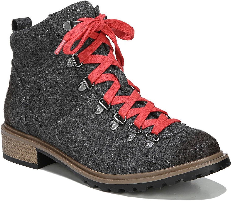 Fergalicious Womens Mountain Fabric Closed Toe Ankle Fashion Boots