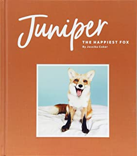 Juniper: The Happiest Fox: (Books about Animals, Fox Gifts, Animal Picture Books, Gift Ideas for Friends)
