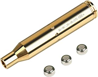 MidTen 30-06 25-06 and 270 Cartridge Laser Bore Sighter .270 Red Laser Bore Sight Cal Rem Gauge