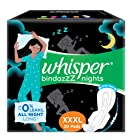 Whisper Ultra Night XXXL 20 Pieces Sanitary pads for women