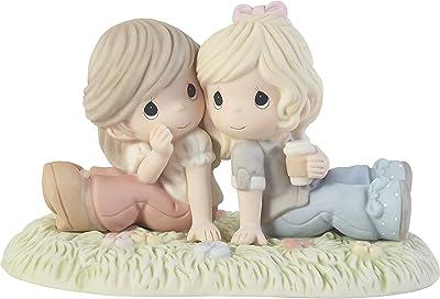Precious Moments 203008 I've Got Your Back Bisque Porcelain Figurine