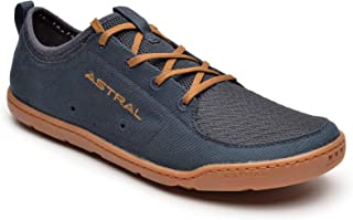 Astral Men's Loyak Everyday Outdoor Minimalist Sneakers, Lightweight and Flexible, Made for Water, Casual, Travel, and Boat