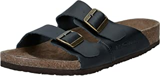 Jack & Jones Jfwcroxton Leather, Men's Sandals, Black