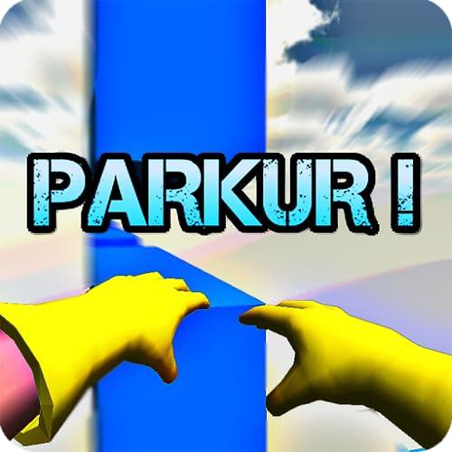 Parkur- First Person Crazy Backflip Parkour Dash Run(Free Lite)