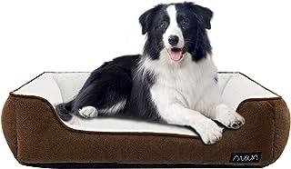 ANWA Comfortable Dog Bed Large Dogs, Dog Bed Medium Size Dogs, Durable Dog Bed Machine Washable