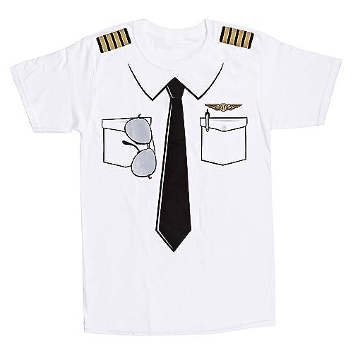 Luso Aviation The Pilot Uniform T Shirt
