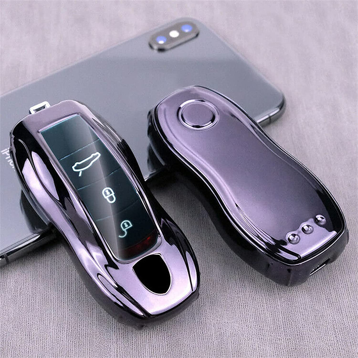 Soft TPU Car All items in the store SmartRemote Key Fob Holder 911 C for Cover Save money Porsche