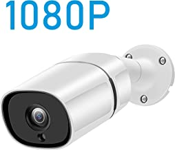 POE IP Camera, FULUVA ProHD 1080p Outdoor Video Security Camera(Wired), 36PCS IR LED Night Light Surveillance Camera, Waterproof Security Indoor Outdoor Motion Camera with H.265 ONVIF