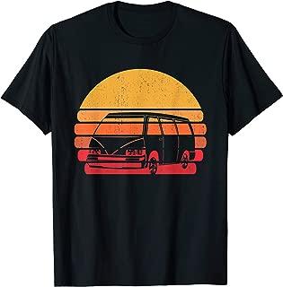 Retro Camper Van Life | Vintage Vanlife T-Shirt