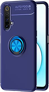 FanTing Case for Realme X3 SuperZoom, 360°adjustable rotating ring bracket,Compatible with Magnetic Car Mount ,Earthquake ...