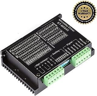 SainSmart CNC Micro-Stepping Stepper Motor Driver NEMA23 ST-M5045 2phase 4.5A 24-50V DC 256
