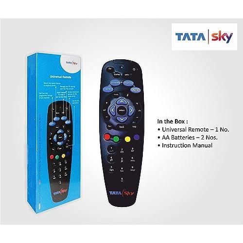 United Deals TATASKY Dth Set-Top Box Remote