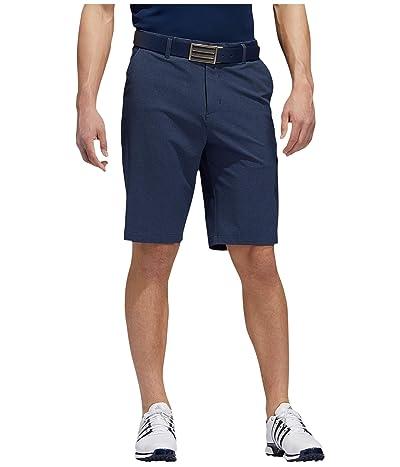 adidas Golf Ultimate365 Fade Stripe Polo Shirt (Tech Purple/Purple Tint) Men