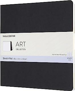 Moleskine - Art Sketch Pad - Square - Black