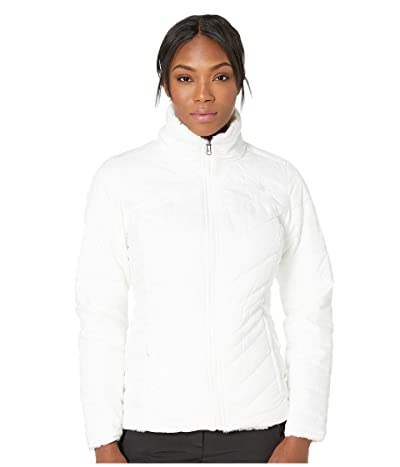 The North Face Mossbud Insulated Reversible Jacket (TNF White) Women