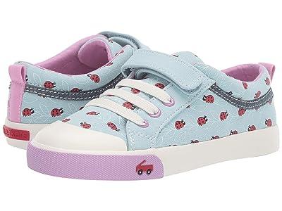 See Kai Run Kids Kristin (Toddler/Little Kid) (Blue Lady Bugs) Girls Shoes