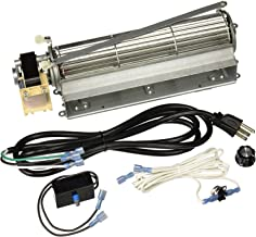 VICOOL BLOT Replacement Fireplace Blower Fan KIT for Monessen, Hearth Systems, Martin, Majestic, Hunter (Standard Sized)