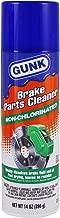 Gunk M715-12PK Non-Chlorinated Brake Cleaner - 14 oz, (Case of 12)