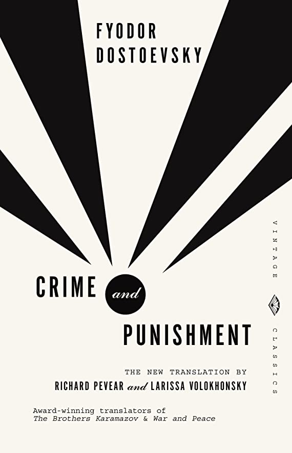 口述モールス信号敬なCrime and Punishment: Pevear & Volokhonsky Translation (Vintage Classics)
