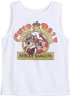Disney Chip 'n Dale Rescue Rangers Tank Top for Women Multi