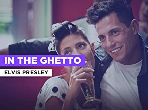 In The Ghetto in the Style of Elvis Presley