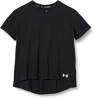 Under Armour CC Short-Sleeve tee Camisa Manga Corta Niñas