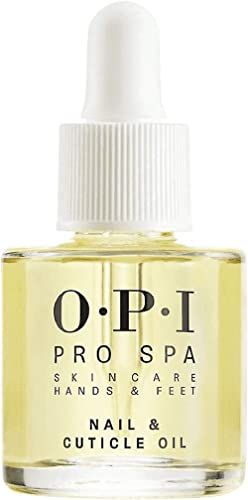 OPI Nail and Cuticle Oil, ProSpa Nail and Hand Manicure Essentials