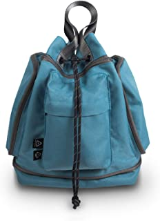 Doughnut Nomad Series Pyramid 13L 2-in-1 Hanging Toiletry Travel Girls Lightweight Casual Daypacks Bag Backpack