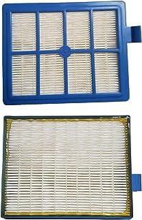 PakTrade Filtro de Hepa para Aspiradoras Philips FC9162
