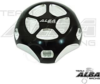 Polaris RZR XP1000 EPS (2014-2017) Gas Cap Billet Machined Black/Silver (Available in Many Colors)