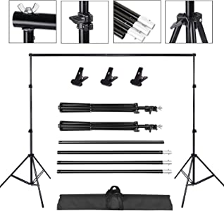 YISITONG Photography Photo Video Studio 10Ft 3M  Portable Adjustable B...