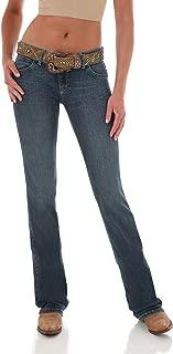 Girls' Premium Patch Jeans Flared Boot Cut - 09Mwjbn