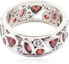925 Silver Red Garnet Natural Gemstone Earring Exporter Jewellery Nice Selling Shops Gift for mom Forever Brilliant RGPL Natural Gemstone Faceted Garnet Earring