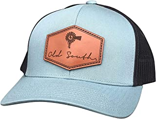 Signature Leather Patch - Trucker Hat