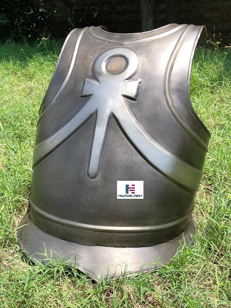 Nautical-Mart Medieval Superior Roman Armor Steel Arm Breastplate mart Warrior