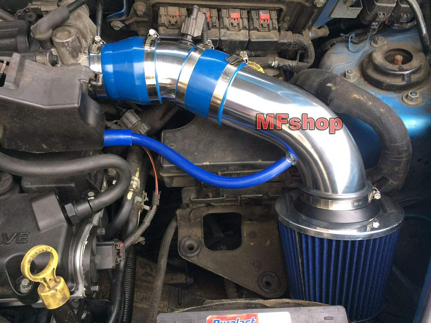 Outlet SALE Performance Air Intake Filter System for 2001 Excellence 200 2003 2002 2004